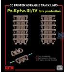 1-35-Panzer-III-IV-late-workable-tracks-3D-printed
