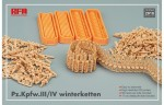 1-35-Tracks-for-Pz-III-IV-Winterketten-3D-printed