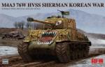 1-35-M4A3-76w-hvss-Sherman-Korean-war