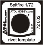 1-72-Spitfire-nytovaci-sablona-Spitfire-rivet-template