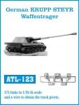 RARE-1-35-German-KRUPP-STEYR-Waffentrager