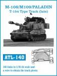 1-35-M108-M109-PALADIN-T-154-Type-track
