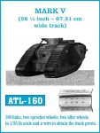 RARE-1-35-MARK-V-26-1-2-inch-67-31-cm-wide-track