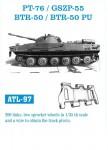 1-35-PT-76-76B-BTR-50-50P-50PA-50PK-50PU-50PUM-K-61-K-71-GSP-ASU-85