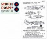 RARE-1-72-Bristol-Beaufighter-Mk-VIF-V8749-WM-Q-68-Sqn-P-O-Ladislav-Bobek-1943-SALE