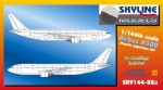 1-144-Airbus-A300-only-models-NO-DECAL
