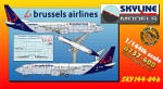 1-144-Boeing-B737-400-Brussels-Airlines