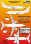 1-144-Boeing-737-300-400-500-PhotoEtch-parts-2-sets
