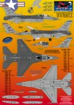1-48-USAFE-F-16C-D-Spangdahlem-recent-schemes-2-decal-sheets