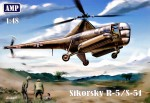 1-48-Helicopter-Sikorsky-R-5-S-51