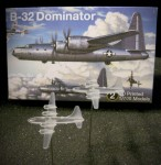 1-700-Consolidated-B-32-Dominator-x2-Rare-USAAF-Heavy