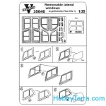 1-35-Removable-lateral-windows-le-dl-Einheits-Kfz-1