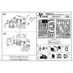 1-35-Le-gl-unitary-car-Kfz-2-radio-car-for-ICM-kit