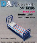 1-35-Military-beds-with-mattress-and-pillow-2pcs