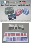 1-35-Bags-3pcs-sports-bag-1pcs-resin