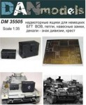 1-35-Boxes-for-WWII-German-AFV-hinges-padlocks-decals-a-sign-of-division