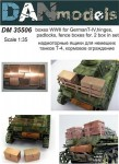 1-35-Boxes-for-WWII-German-T-IV-hinges-padlocks-fence-boxes-2-box-in-set