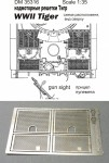 1-35-Grilles-for-Tiger-WWII