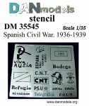 1-35-Stencil-Spanich-civil-war-1936-39-sablona