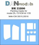 1-35-Zil-131-ICM-kit
