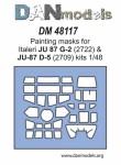 1-48-Ju-87-G-2-and-Ju-87-D-5-Italeri-kit