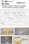 1-72-Painting-masks-for-drawing-a-marking-on-the-concrete-covering-of-airport