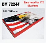 Display-stand-USA-theme-180x280mm