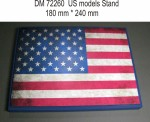 Stand-model-for-1-72-USA-theme-240x180mm
