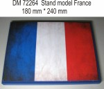 Stand-model-for-1-72-France-theme-240x180mm