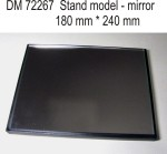 Display-stand-with-mirror-240x180mm