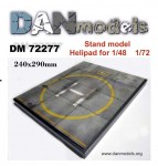 Display-stand-Helicopter-parking-theme-240x290mm