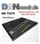 Display-stand-Aircraft-carrier-deck-theme-240x290mm