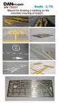 1-72-Stencil-for-drawing-a-marking-on-the-concrete-covering-of-airport