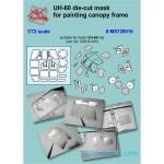 1-72-Painting-masks-for-Italeri-UH-60-kit