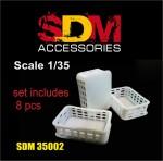 1-35-Accessories-for-diorama-Plastic-crates