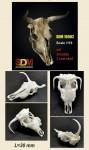 1-16-Cow-skulls-2pc
