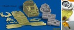 1-48-B-29-Superfortress-Engine-cars-resin-and-PE-parts