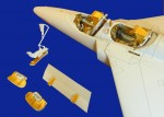 1-48-Photo-etched-set-for-Folland-Gnat-T-1-for-Airfix-kit