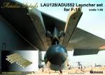 1-48-Launcher-set-LAU-128-ADU-552-for-F-15