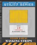 RARE-Yellow-Kabuki-Masking-strips-2-0mm-SALE