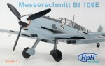 1-18-Messerschmitt-Bf-109E-resin+fiber-glass-kit