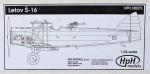 1-32-Letov-S-16-fiberglass+resin-kit
