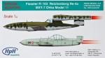 1-32-Fiesler-Fi-103-+-Ohka-Model-11-resin-kits