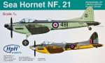 1-32-DH-Sea-Hornet-NF-21-resin-model