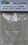 1-72-Spit-MK9-MK16-Gladiator-P-40K-4-pcs-