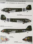1-48-Pin-Up-Nose-Art-Douglas-C-47-and-Stencils-Part-1