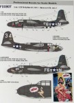 1-72-Pin-Up-Nose-Art-Douglas-A-20-Boston-and-Stencils