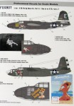 1-72-Pin-Up-Nose-Art-Douglas-A-20-Boston-and-Stencils-Part-2