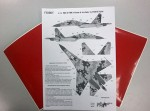 1-72-Digital-Su-27UB-Heller-Trumpeter-kits-MASK