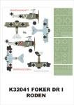 1-32-Fokker-Dr-I-2-Roden